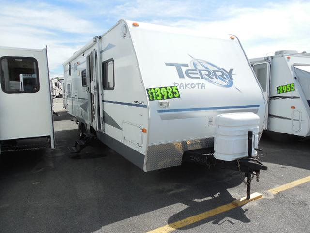New 2005 Fleetwood Terry 30BHS Travel Trailer For Sale