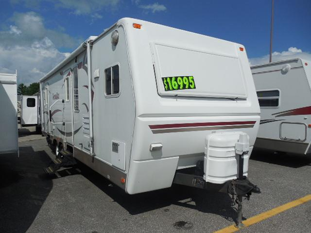 New 2007 Fleetwood Prowler 29 Travel Trailer For Sale