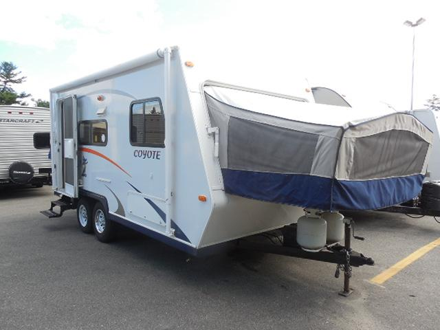New 2006 K-Z RV Coyote 20C Hybrid Travel Trailer For Sale