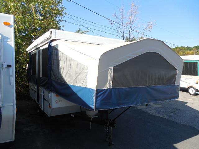 New 2009 Forest River Flagstaff 227 Pop Up For Sale