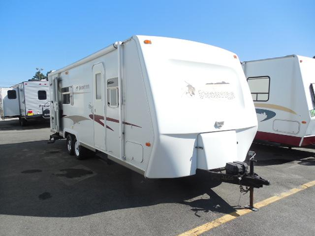 New 2005 K-Z RV Frontier 2605 Travel Trailer For Sale