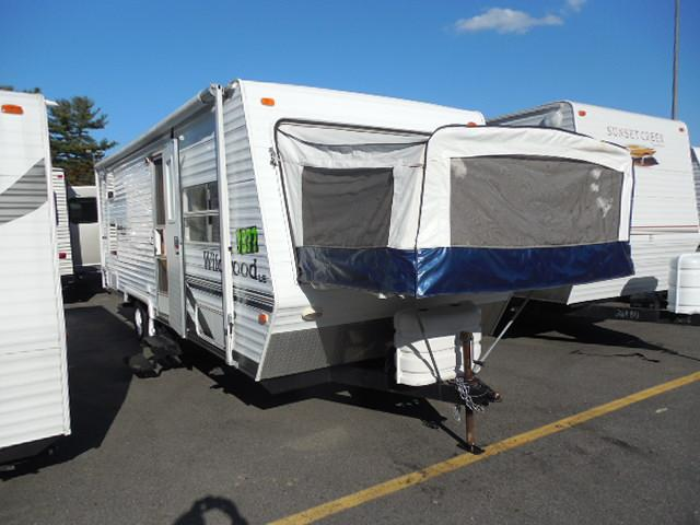 New 2006 Forest River Wildwood 25EX Travel Trailer For Sale