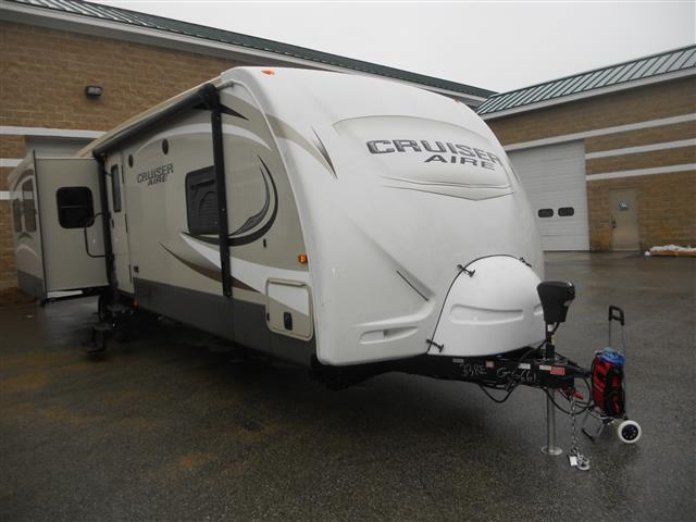 New 2015 Crossroads CRUISER AIRE 33RE Travel Trailer For Sale