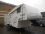 Used 2002 Forest River Wildcat 29RLKS Fifth Wheel For Sale