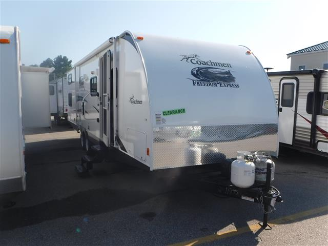 Used 2014 Coachmen Freedom Express 29SE Travel Trailer For Sale