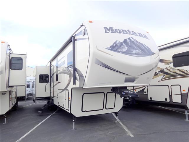 New 2015 Keystone Montana 3610RL Fifth Wheel For Sale