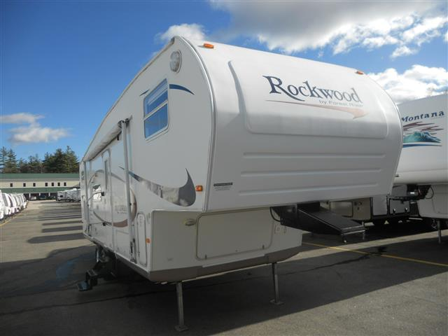 New 2006 Forest River Rockwood 8281 Fifth Wheel For Sale