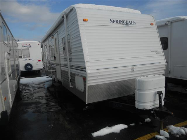 New 2004 Keystone Springdale 268BHGL Travel Trailer For Sale