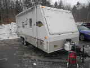 Used 2004 Starcraft Travel Star 21SS Hybrid Travel Trailer For Sale