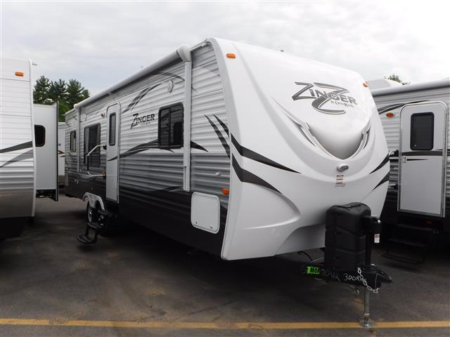 New 2016 Crossroads Zinger 30RK Travel Trailer For Sale