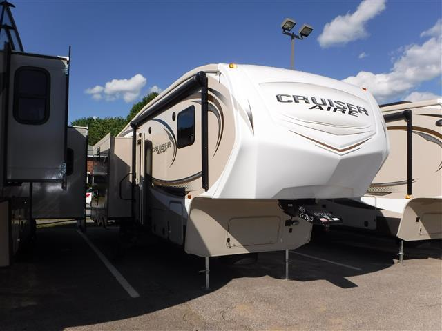 New 2016 Crossroads CRUISER AIRE 29RS Fifth Wheel For Sale