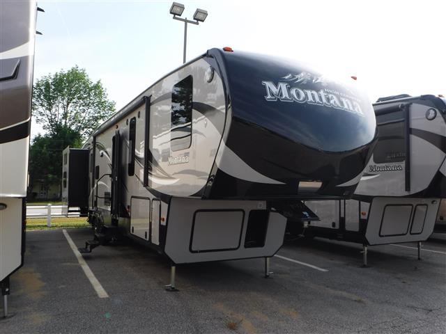 New 2016 Keystone Montana 350BH Fifth Wheel For Sale