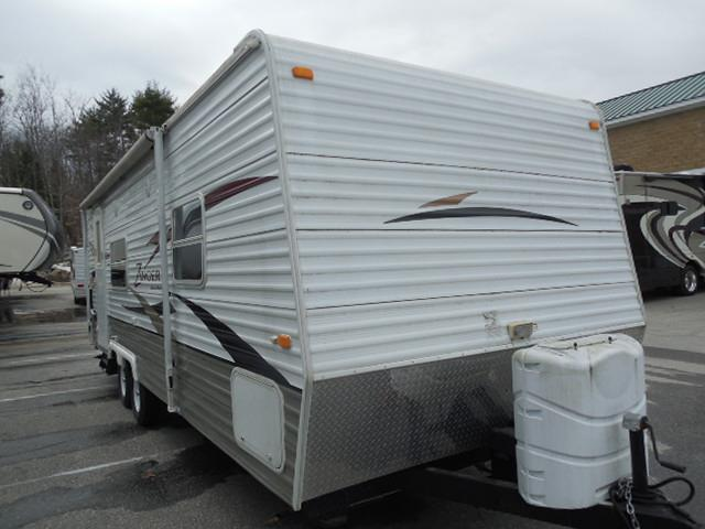 Used 2008 Crossroads Zinger 25RK Travel Trailer For Sale