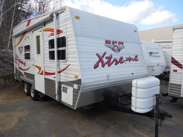 New 2009 Extreme RVs Extreme 18SLO Travel Trailer For Sale