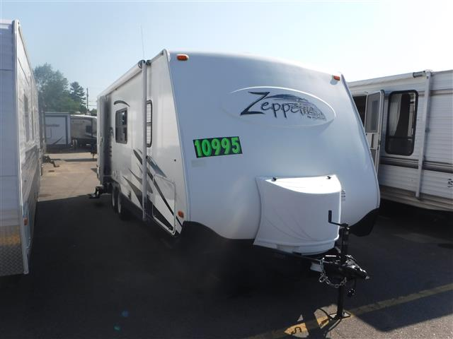 Used 2005 Keystone Zepplin 281 Travel Trailer For Sale