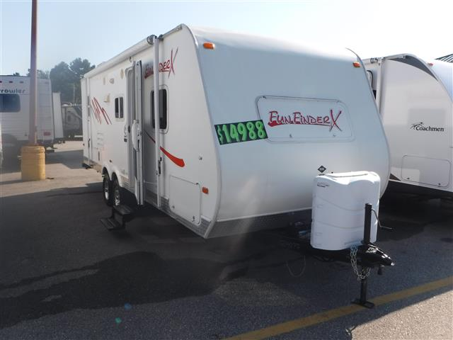 Used 2007 Cruiser RVs Funfinder 250BHS Travel Trailer For Sale