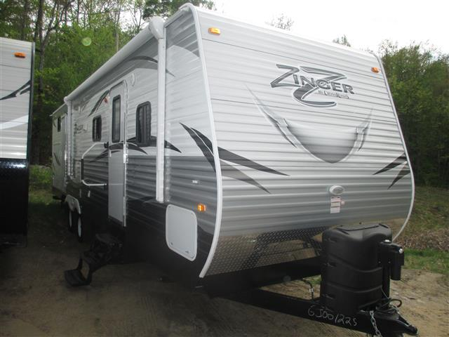 New 2016 Crossroads Zinger 31SB Travel Trailer For Sale