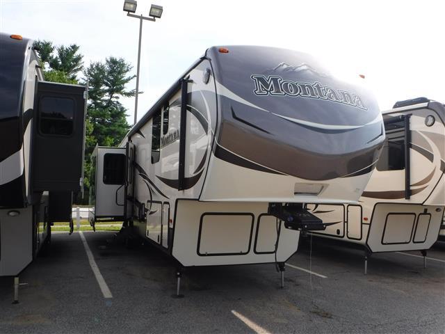 New 2016 Keystone Montana 3910FB Fifth Wheel For Sale