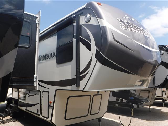 New 2016 Keystone Montana 3160RL Fifth Wheel For Sale