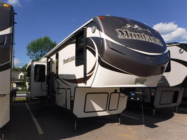New 2016 Keystone Montana 3790RD Fifth Wheel For Sale
