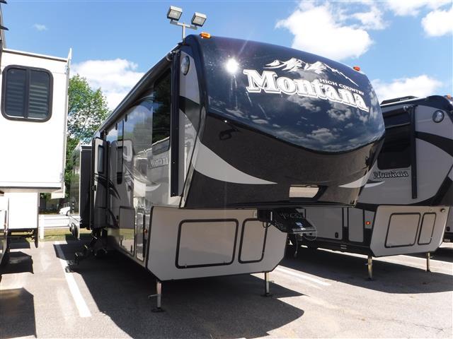 New 2016 Keystone Montana 340BH Fifth Wheel For Sale