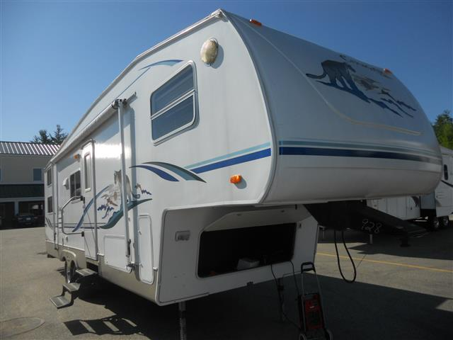 Used 2003 Keystone Cougar 281EFS Fifth Wheel For Sale