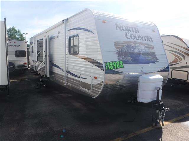 Used 2011 Heartland North Country 29RKS Travel Trailer For Sale