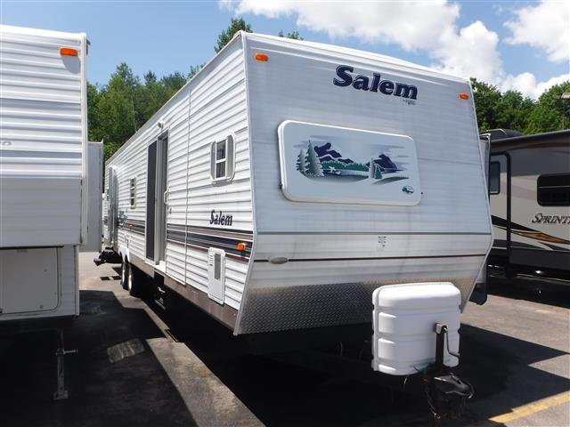 Used 2003 Forest River Salem 38FKDS Travel Trailer For Sale