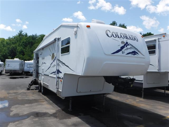 Used 2004 Dutchmen Colorado 27RL Fifth Wheel For Sale