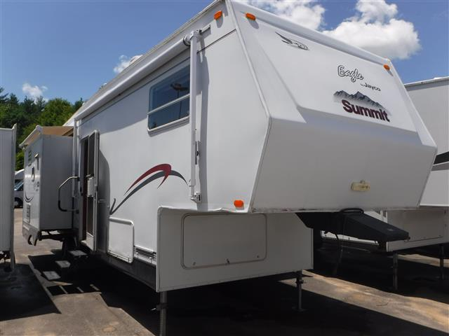 Used 2002 Jayco Eagle 281 Fifth Wheel For Sale