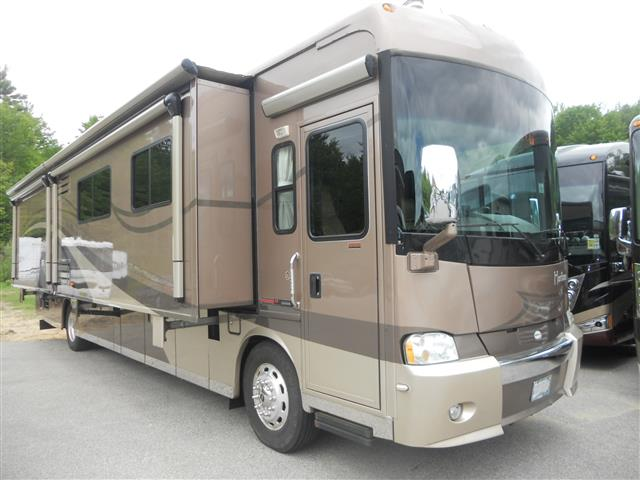 Used 2009 Itasca Horizon 40WD Class A - Diesel For Sale