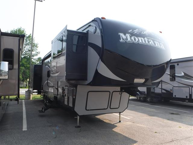 New 2016 Keystone Montana 375FL Fifth Wheel For Sale