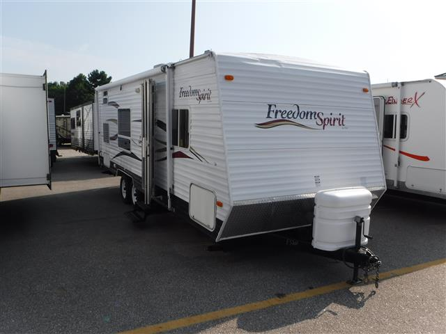 Used 2006 Dutchmen Freedom Spirit FS260 Travel Trailer For Sale