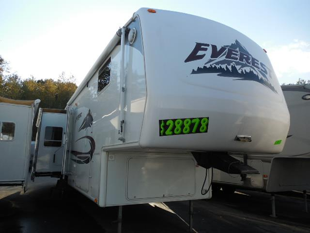 2007 Keystone Everest