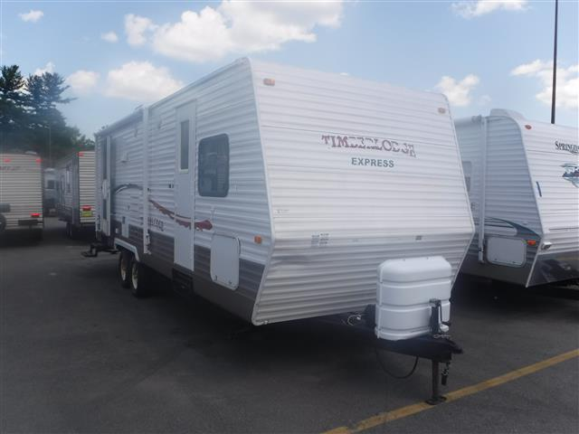 Used 2006 Adventure Mfg Timberlodge 27RLS EXP Travel Trailer For Sale