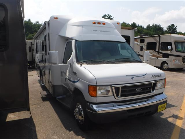 Used 2006 Winnebago Aspect 26 Class C For Sale