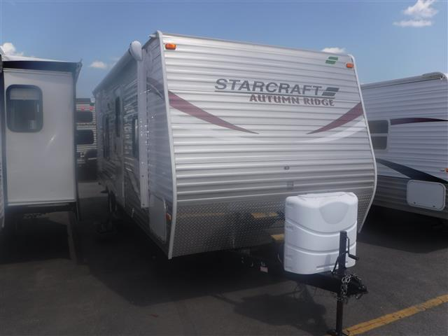 Used 2013 Starcraft Starcraft 23FB Travel Trailer For Sale