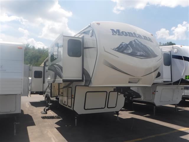 Used 2015 Keystone Montana 3850 Fifth Wheel For Sale