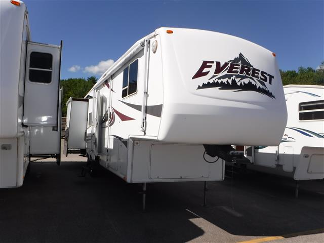 New 2005 Keystone Everest 343L Fifth Wheel For Sale