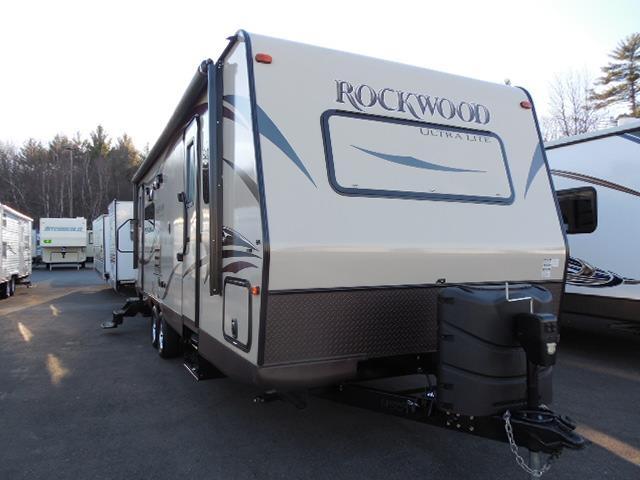 Used 2015 Rockwood Rv Ultra Lite 2604WS Travel Trailer For Sale