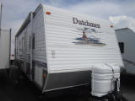 Used 2008 Dutchmen Dutchmen 29QGS Travel Trailer For Sale