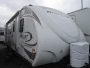 Used 2009 Keystone Bullet 282BHGS Travel Trailer For Sale