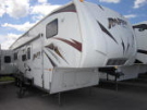 Used 2008 Keystone Raptor 3600RL Fifth Wheel Toyhauler For Sale