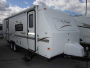 Used 2001 Forest River Flagstaff 26DS Travel Trailer For Sale