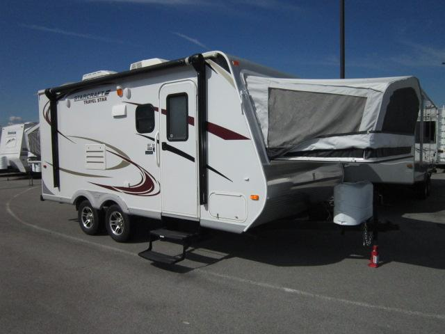 Buy a Used Starcraft Travel Star in Churchville, NY.