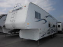 Used 2006 Weekend Warrior Weekend Warrior 3305LE Fifth Wheel Toyhauler For Sale