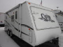 Used 2006 Dutchmen Aerolite M214 Hybrid Travel Trailer For Sale
