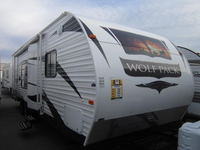 Buy a Used Forest River Wolf Pack in Churchville, NY.