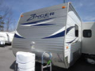 Used 2013 Crossroads Zinger 28BH Travel Trailer For Sale