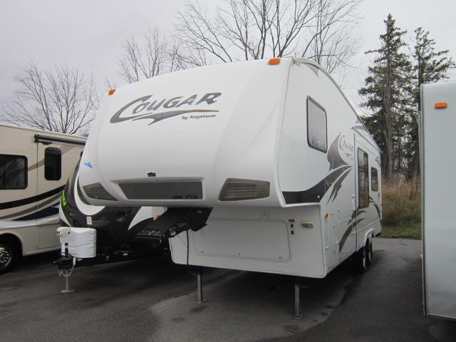 Buy a Used Keystone Cougar in Churchville, NY.